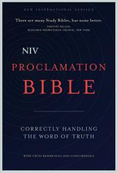 NIV, Proclamation Bible, eBook: Correctly Handling the Word of Truth