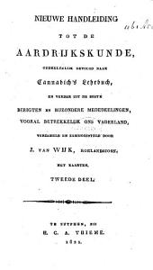 Nieuwe handleiding tot de aardrijkskunde: Volume 3