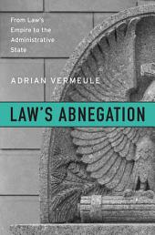Law's Abnegation