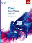 Piano Exam Pieces 2017   2018  ABRSM Grade 5  with CD PDF