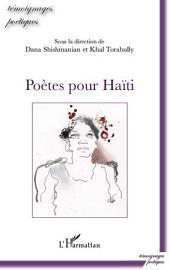 Poètes pour Haïti
