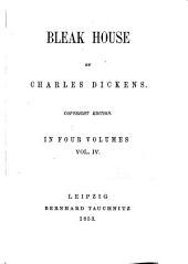 Bleak House: Volume 4