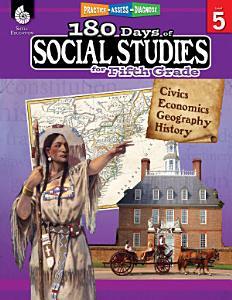 180 Days of Social Studies for Fifth Grade PDF