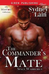 The Commander's Mate [Space Warriors 6]