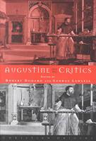 Augustine and His Critics PDF