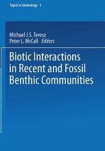 Biotic Interactions in Recent and Fossil Benthic Communities PDF