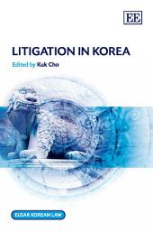 Litigation in Korea