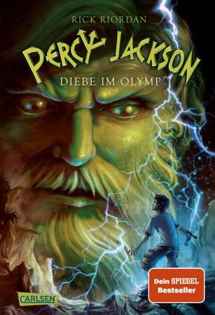 Percy Jackson   Diebe im Olymp  Percy Jackson 1  PDF