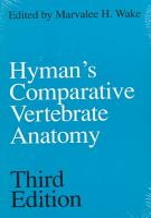 Hyman s Comparative Vertebrate Anatomy PDF