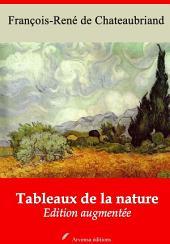 Tableaux de la nature: Nouvelle édition augmentée