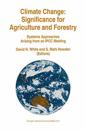Climate Change  Significance for Agriculture and Forestry PDF