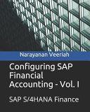 Configuring SAP Financial Accounting   Vol  I PDF