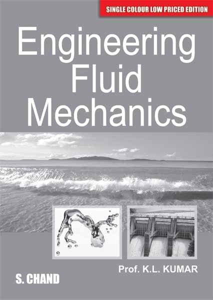 Engineering Fluid Mechanics  Single Color Edition  PDF