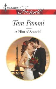 A Hint of Scandal Book