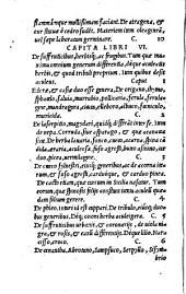 De historia plantarum libri IX