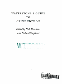Waterstone s Guide to Crime Fiction PDF