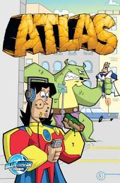Atlas Volume #2 issue #3