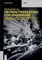 Produktmarketing f  r Ingenieure PDF