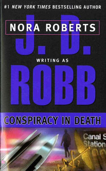 Download Conspiracy in Death Book