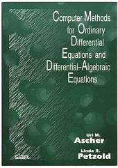 Computer Methods for Ordinary Differential Equations and Differential-Algebraic Equations