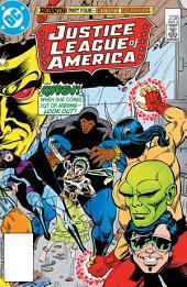 Justice League of America (1960-) #236