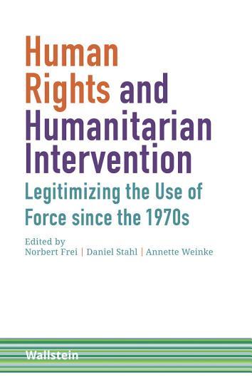 Human Rights and Humanitarian Intervention PDF