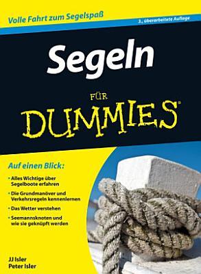 Segeln f  r Dummies PDF