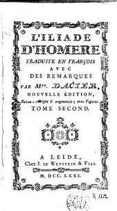 Les Oeuvres d'Homere: Volume 3