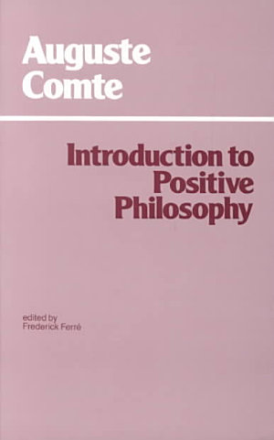 Introduction to Positive Philosophy