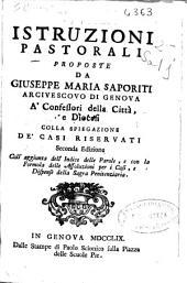 Istruzioni pastorali