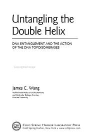 Untangling the Double Helix Book