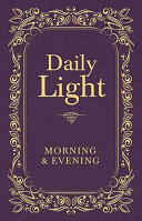 Daily Light Book