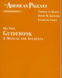 The American Pageant Guidebook Book