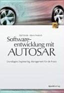 Softwareentwicklung mit AUTOSAR PDF