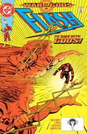 The Flash (1987-) #55