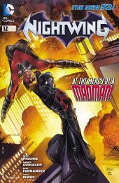 Nightwing (2011- ) #12