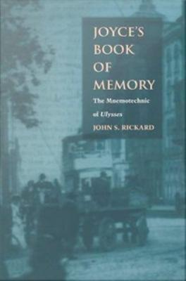 Joyce's Book of Memory