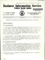 Business Information Service PDF