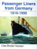 Passenger Liners from Germany, 1816-1990