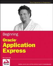 Beginning Oracle Application Express PDF