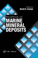 Handbook of Marine Mineral Deposits PDF