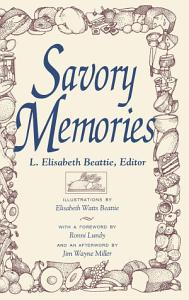 Savory Memories PDF