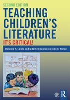 Teaching Children s Literature PDF