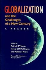 Globalization and the Challenges of a New Century PDF