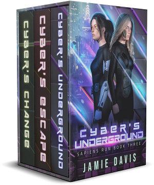 Sapiens Run Trilogy Boxed Set