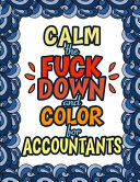 Calm the Fuck Down and Color for Accountants PDF