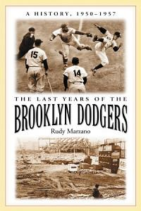 The Last Years of the Brooklyn Dodgers Book