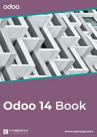 Odoo 14 Book   Best practices for the implementation popular Odoo applications   Online guide based on Odoo Enterprise Edition PDF