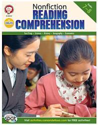 Nonfiction Reading Comprehension Grades 7 8 Book PDF