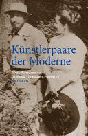 K  nstlerpaare der Moderne PDF